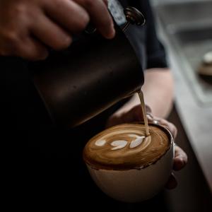 Jesmond Deli, Coffee