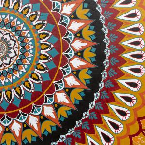 Deli Jesmond, Mandala Wall